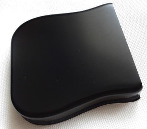 black telecaster ashtray bridge cover for fender telecaster ashtray bridge. Black Bedroom Furniture Sets. Home Design Ideas