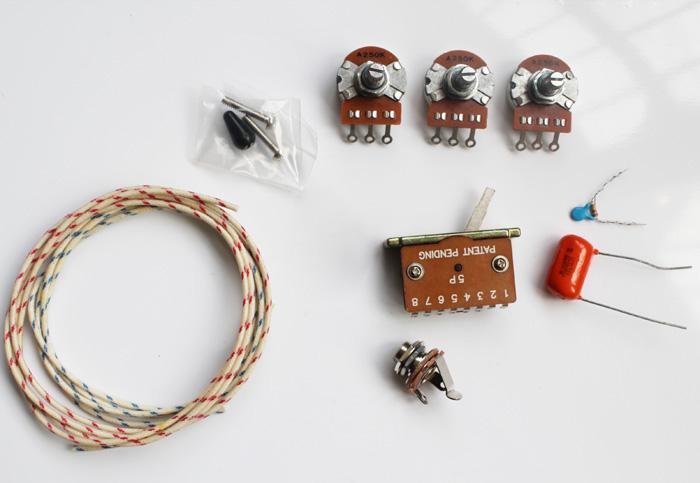 Strat Guitar Kit Wiring Kit,for Strat Custom