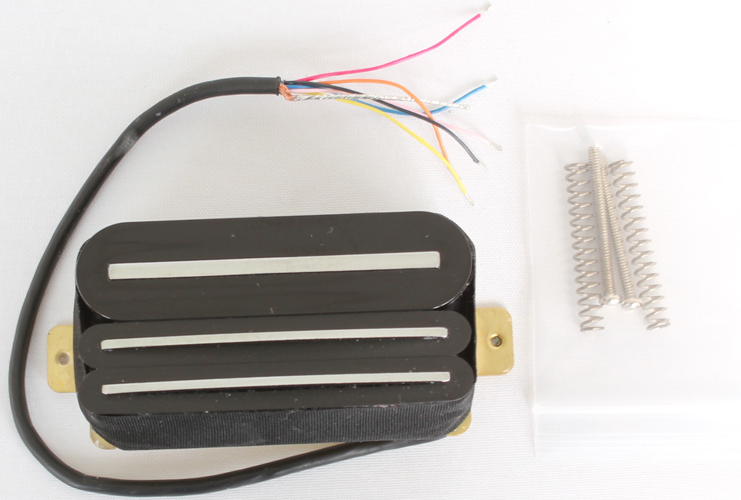 Eric Custom Century-A,Humbucker pickup 6 Wires,3 single coils ...