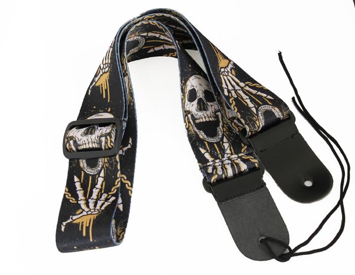 2 width length adjustable guitar cloth strap gs552. Black Bedroom Furniture Sets. Home Design Ideas