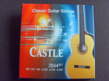 1set castle brand classic guitar string 2844. Black Bedroom Furniture Sets. Home Design Ideas
