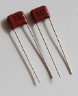 PK2* Red 102J, 0.001UF,100V,capacitor, Quality