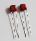 PK2* Red 104J, 0.1UF,100V,capacitor, Quality