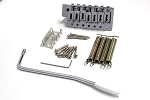 Chrome,7 String,Stratocaster Tremolo Bridge