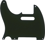 Left Hand,New Bakelite Pickguard,Rounded Top Edge,5 holes,Fits Fender Telecaster '52 pickguard