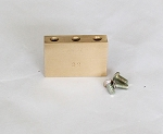 Pro Fat Brass Block for Genuine Floyd Rose,32mm Height