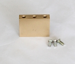 Pro Fat Brass Block for Genuine Floyd Rose,37mm Height