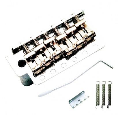 Electric Guitar Bridge Saddle Tremolo Chrome Gold Black Replacement Parts