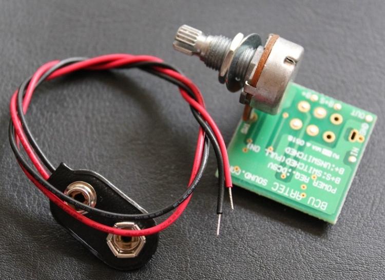 Artec BCU NS Band Control Unit 1Volume