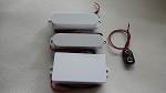 Artec Active Pickup,White Cover,2 Single Neck/Middle+1Humbucker Bridge,SSH(Active)