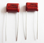 PK2* Red 473,0.047UF,400V,capacitor, Quality
