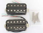 Eric Custom ANGEL-ND-BK, Neck/Bridge,Black Humbucker Adjustable/Hexagonal Pole-Piece