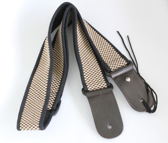 2 width length adjustable guitar cotton cloth strap gs556. Black Bedroom Furniture Sets. Home Design Ideas