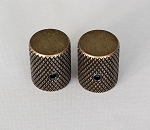 2Pcs*Antiqued Brass finish,Slim Thin body Flat top Top,Fit for CTS 1/4