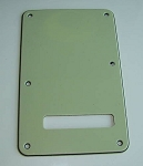 3Ply Mint Green Standard Back Plate Tremolo Cover for Fender,#AA046