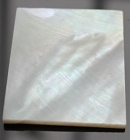 New White Mother of Pearl Blank material for Inlay custom 1.5mm or 2mm thickness