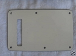 3Ply Parchment Standard Back Plate Tremolo Cover for Fender,#AA045