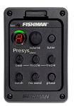 Fishman Presys Blend built-in Mic Acoustic Preamp EQ