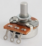 A1 Meg Potentiometer,Full Size ,15mm Length solid shaft,Audio Taper,for Telecaster 69 Thinline Guitar Wire Custom