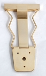 Gold Fancy Trapeze tailpiece For Gibson ES-175 New Style