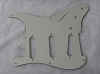 Stratocaster '57 pickguard 3ply Parchment fits fender new,#V026