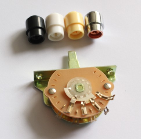 3 Way Level telecaster Switch w/ Screws,For your Wire Custom,#Q023