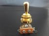 3 Way toggle switch Gold for Gibon Epiphone Les Paul
