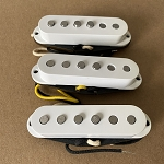 Eric Custom,USA Vintage Plain Enamel Coil Wire,Strat pickup Neck,Middle,or Bridge Pickup,Alnico 5 Rod
