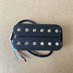 Eric Custom,Black, Neck/Bridge,Les Paul LP Humbucker Pickup (Alnico5 Bar)