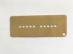 P90 Pickup Base Plate,50mm or 52mm String Space,Brass