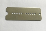 P90 Pickup Base Plate,50mm String Space,Nickel Sliver