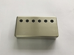 Raw(No Plated) Humbucker pickup cover,String spread:2-1/16
