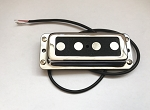 Eric Custom Alnico 5 Rod Bass Neck Pickup for Rickenbacker BASS,Chrome
