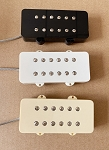 Jazzmaster Humbucker Cancelling pickup Neck or Bridge Pickup,Screw adjustment pole piece,Alnico 5
