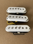 Hand Wound Strat pickup Neck,Middle,or Bridge Pickup,Alnico 5 Rod,#SSA-15
