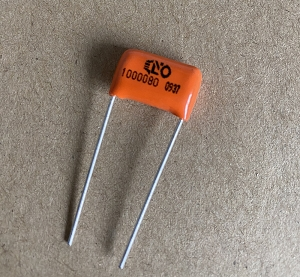1Pcs,Sprague  0.022uF,223J, 200V - Orange Drop Capacitor
