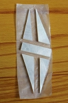 New 1.5mm(0.06 inch) thickness,Mother of Pearl Gibson Headstock inlay