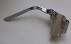 Vibrato Tailpiece Chrome,for your guitar custom,and upgrade your guitar