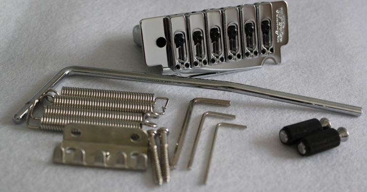 Stock Stratocaster Wiring