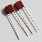 PK2* Red 153J, 0.015UF,100V,capacitor, Quality