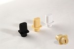 1PCS,Telecaster Top Hat Switch Tip fits Fender,CRL,Oak Grigsby Level Switches,Black,White,or Ivory Color Choice,#300