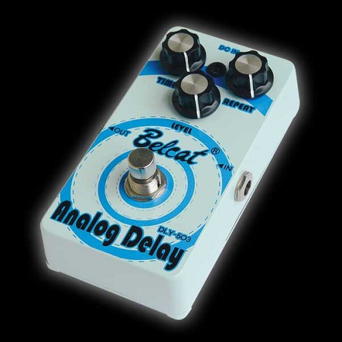 Belcat Effect Pedal Analog Delay DLY-503