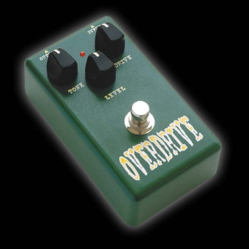 Belcat Effect Pedal Over Drive OVD-302