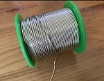 RoHS solder wire 1.2mm,weight:250g