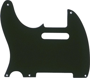 Left Hand,New Painted Bakelite Pickguard,Black,1ply,5-mounting hole,thickness 2mm,Fits Fender Telecaster '52 pickguard
