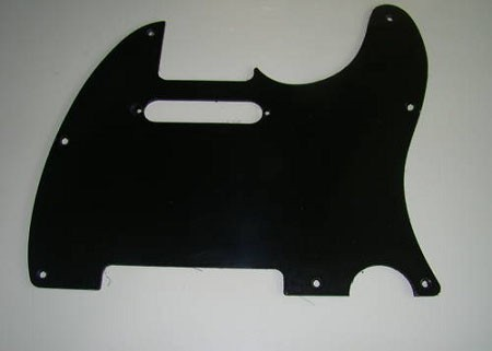 New Painted Bakelite Pickguard,1ply,8-mounting hole,thickness 2mm,fits Fender Standard Tele pickguard