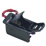 9 V Battery Case Box Cover for Guitar Bass,#BAC-500