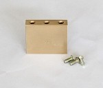 Pro Fat Brass Block for Genuine Floyd Rose,42mm Height