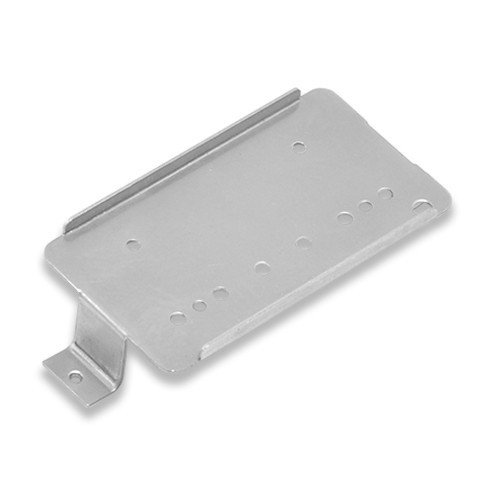 Vitage Gibson Les Paul Humbucker Pickup Base Plate 49.2mm,with 2.8mm screw holes,leg height:15mm