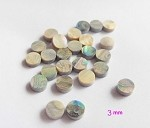 25pcs* Guitar Bass Finerboard Inaly Abalone dot,Diameter:3mm